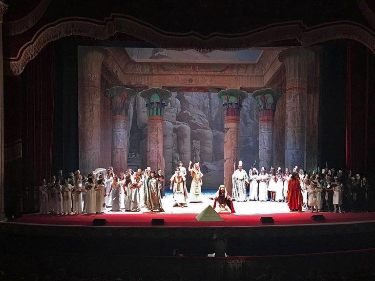 Aida di Verdi a Cosenza: Federico Veltri entusiasma il Teatro Rendano
