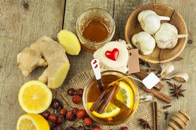 Cibi anti-raffreddore: 6 super food che aiutano a prevenirlo