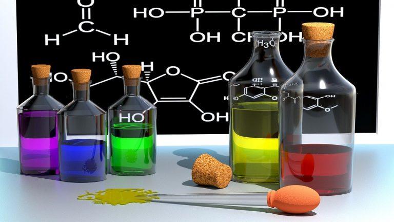 L'apporto della chimica nella strumentazione industriale